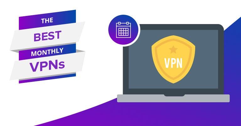 Die besten monatlichen VPNs 2018