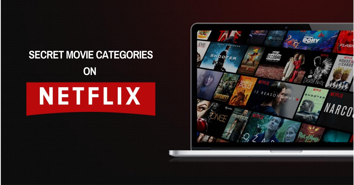 Wie man auf die geheimen Film-Codes von Netflix zugreift