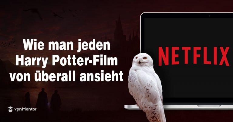 Wie Man Harry Potter In Deutschland Auf Netflix Schaut 2021
