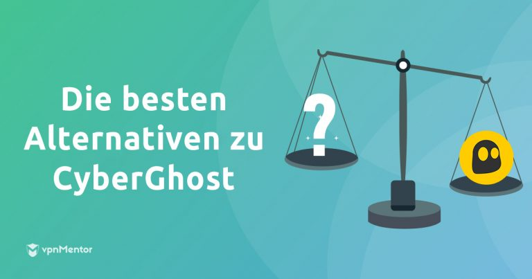 Alternative Zu Cyberghost