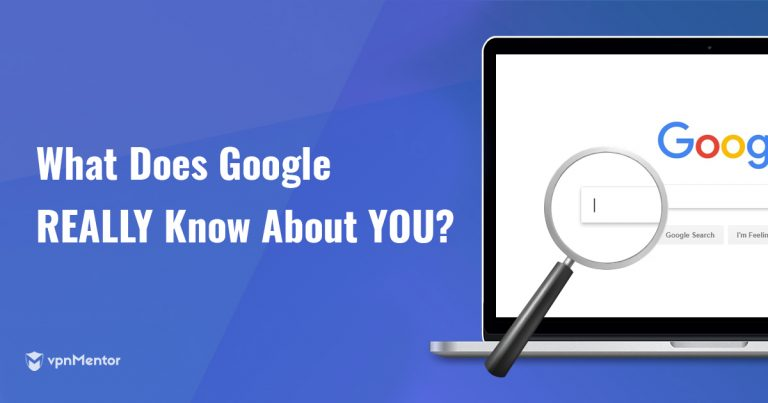 what does google knows about you