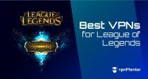 Top 3-VPN für League of Legends Aktualisiert für Gaming (2021)