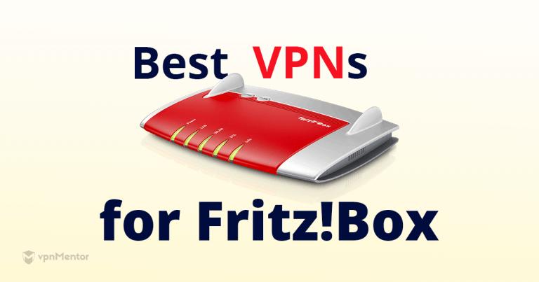 Best VPNs for Fritz!Box