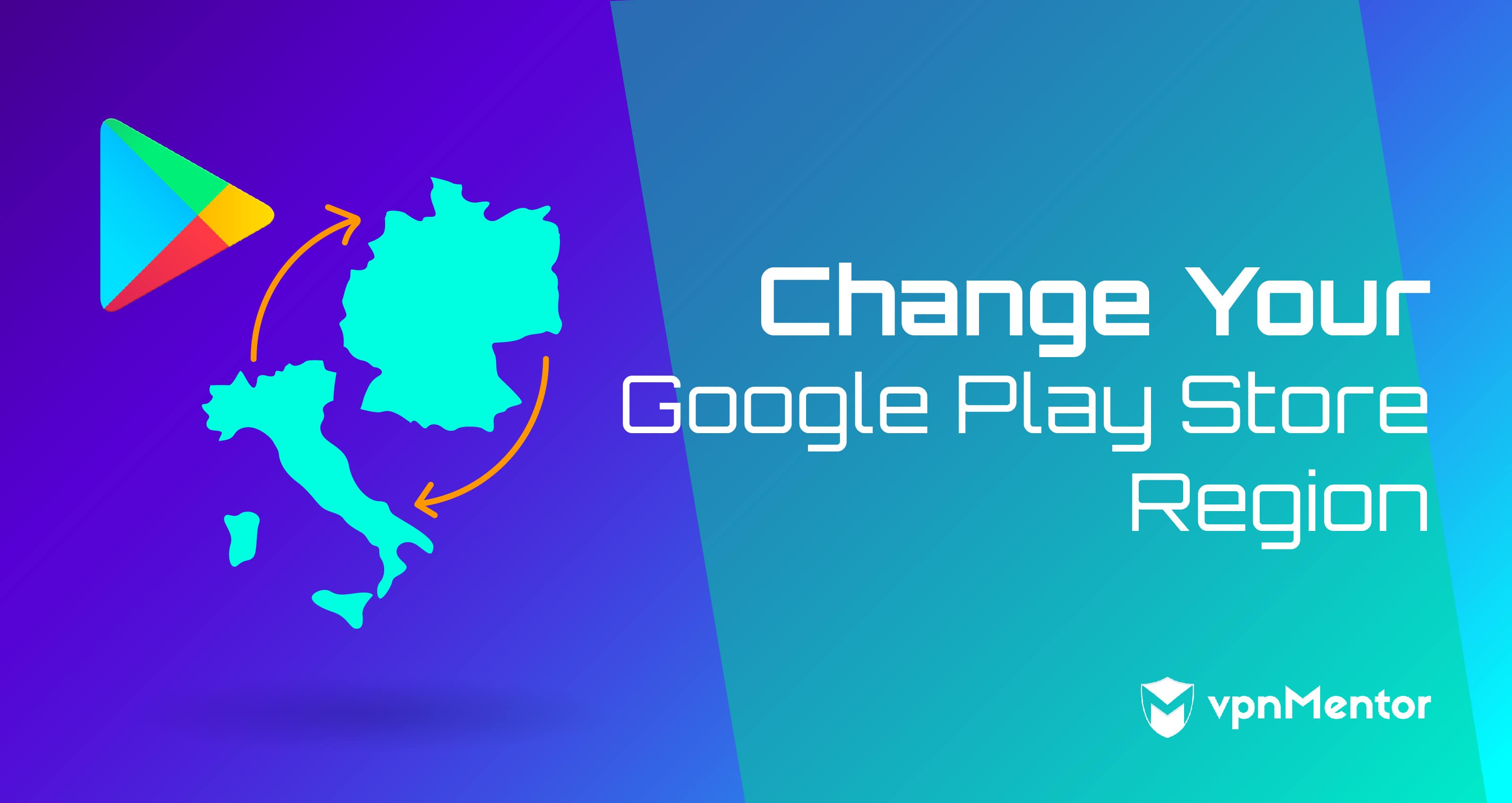 Change Your Google Play Store Region